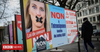 Switzerland votes on LGBT discrimination proposal