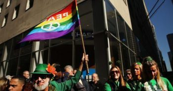Bisexual beauty queen banned from St Patrick's Day parade in New York