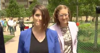 Suspended lesbian teacher reaches settlement with district