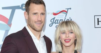 Julianne Hough's husband Brooks Laich clarifies comments about exploring his sexuality