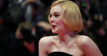 Relatable Person Elle Fanning Has Also Thrown Up in an Uber