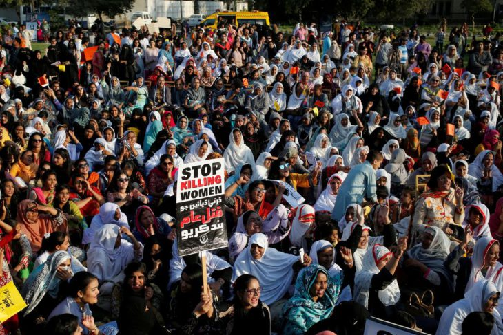 Pakistani court to hear petition terming women's rights movement 'anti-state'