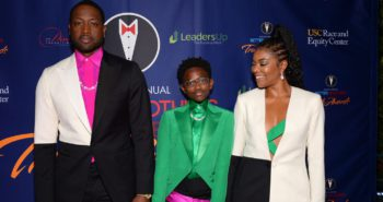 Gabrielle Union, Dwyane Wade's daughter Zaya celebrates red carpet debut after coming out as trans