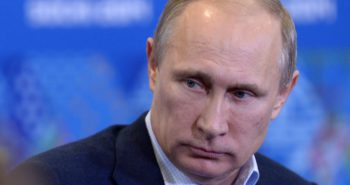"""Putin: Russia must """"cleanse"""" itself of homosexuality"""