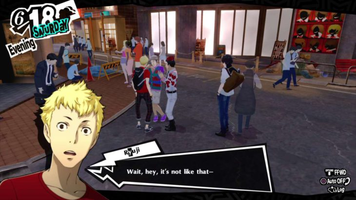 How Persona 5 Royal Changed A Controversial Scene