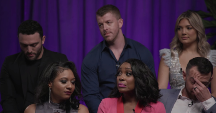 Netflix's Love Is Blind reunion was a little too nice for such a messy show