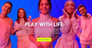 """The new Sims """"Play With Life"""" branding has big boomer energy"""