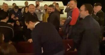 Pete and Chasten Buttigieg Receive Standing Ovation at The Inheritance