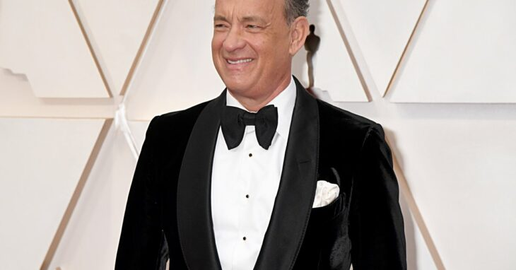 If Ever There Was a Celebrity for This Moment, It's Tom Hanks