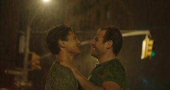 Scott Evans Takes Flight to Seduce a Busy Boyfriend in 'Almost Love'