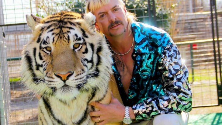 Sex, drugs, and big cats: We debate Tiger King's misogyny and murder accusations