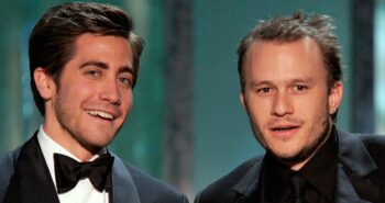 Jake Gyllenhaal Says Heath Ledger Turned Down Oscars Over 'Brokeback Mountain' Joke