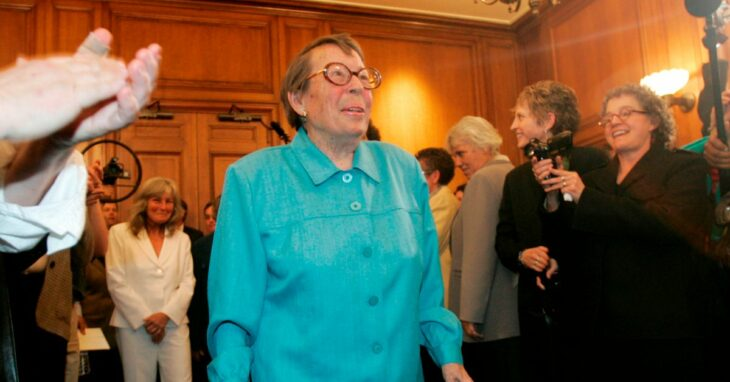 Phyllis Lyon, Face of Gay Marriage Movement, Dies at 95