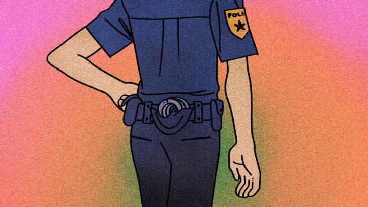 Men Who Love Trans Women: The Cop