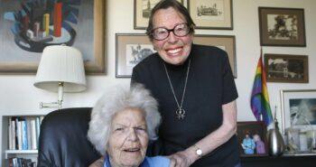 Pioneering lesbian activist Phyllis Lyon dies at 95