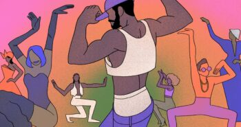 Men Who Love Trans Women: The Guy in the Ballroom Scene