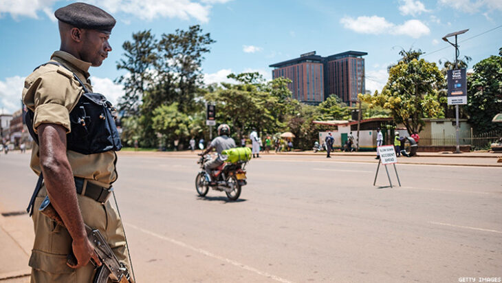 20 LGBTQ Ugandans Arrested for Allegedly Flouting Social Distancing