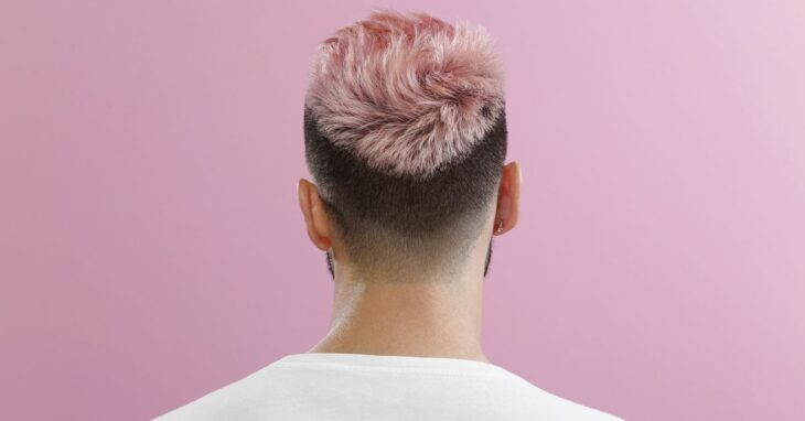 Cut your own hair. Dye it pink. In quarantine, there are no rules.
