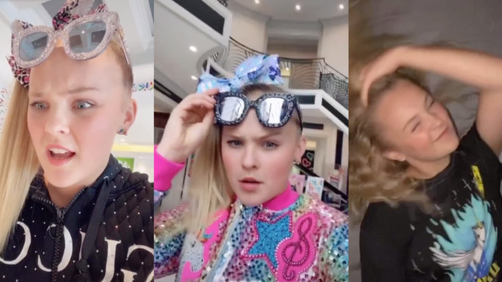 Breaking: JoJo Siwa Took Off Her Bow
