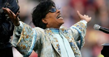RIP Little Richard, Thanks for the Glam, the Rock 'n' Roll, and the Magic School Bus Theme Song