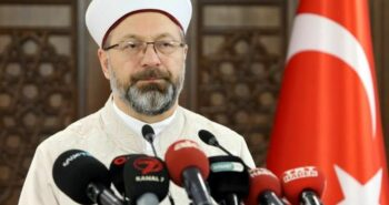 Erdogan defends Turkey religious chief's anti-gay sermon