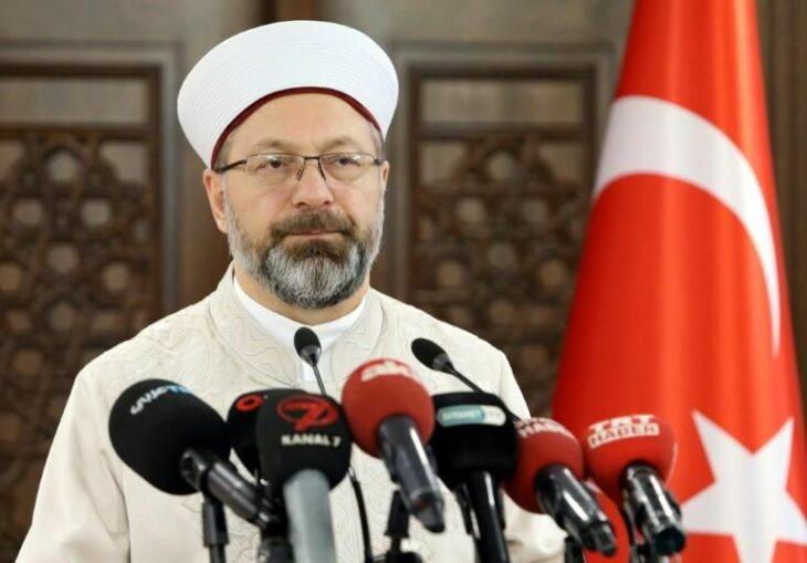 Erdogan defends Turkey religious chief's anti-gay sermon
