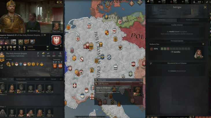 'Crusader Kings III' Wants to Be a Medieval Soap Opera for Everyone