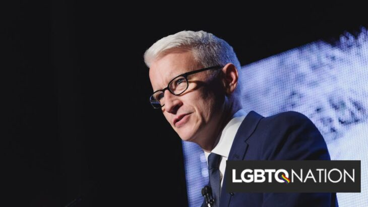 The religious right is targeting new dad Anderson Cooper with anti-gay attacks