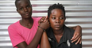 Lesbians, gays live in fear of attacks in Kenyan refugee camp
