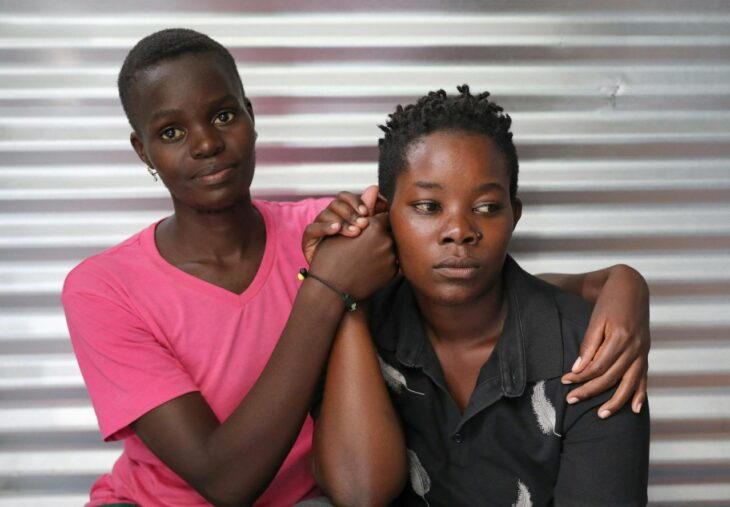 Lesbians, gays live in fear of attacks in Kenyan refugee camp