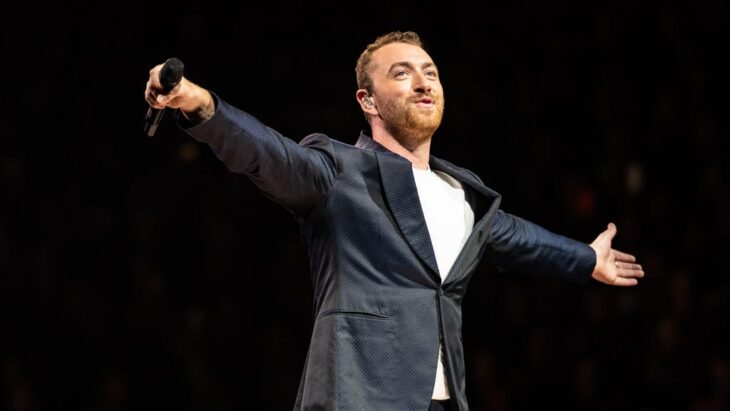 How much does Sam Smith love poppers? (This much.)
