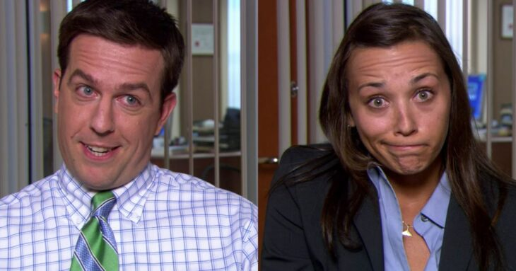 Here's how Ed Helms and Rashida Jones joined 'The Office'