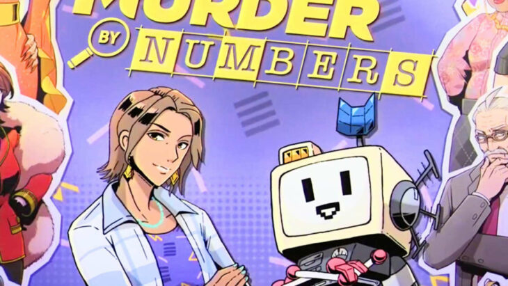 Don't Miss Murder By Numbers