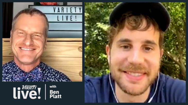 Ben Platt Talks His Netflix Special, 'Politician' Season 2 and His Possible Drag Name