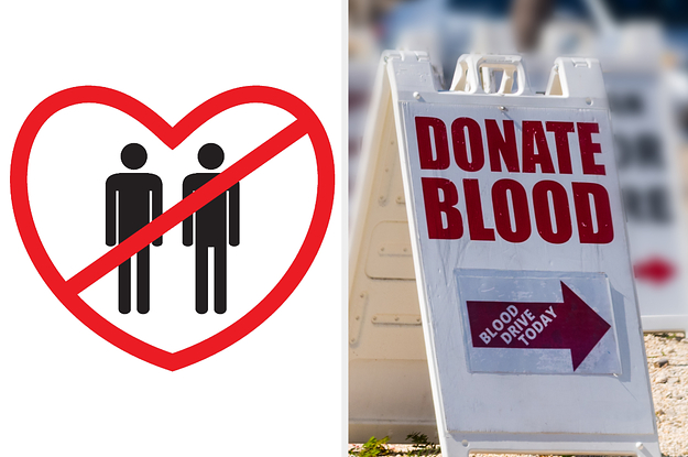 Dear Straight People, Here's What I Wish You Knew About Being Gay And Giving Blood