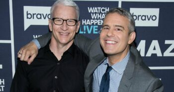 Anderson Cooper Welcomes Baby Boy: Andy Cohen, Chris Cuomo, Busy Philipps & More Congratulate Him – Entertainment Tonight