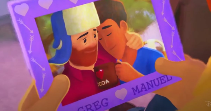 Pixar's New Animated Short Follows A Gay Man's Journey To Acceptance