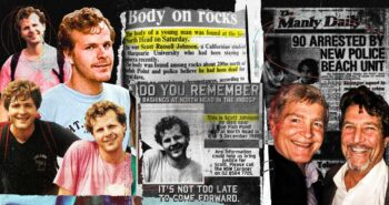Steve Johnson's brother was found naked and murdered on a beach in Sydney. The former AOL executive's quest to learn what happened took him down a twisted trail.