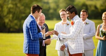 This GOP Congressman Officiated a Gay Wedding, and It Could Cost Him an Election