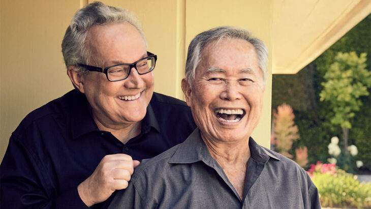 George Takei on Why He Had to Hide His Relationship With Husband Brad for 20 Years, Their Diverse Wedding and Being a Team