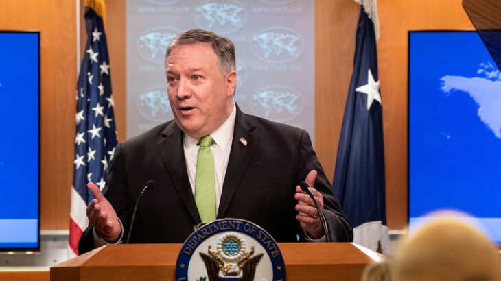 Pompeo gaslights Germans with Huawei privacy concerns… casually forgets NSA spied on Merkel