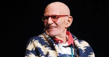 Larry Kramer, author and activist who dedicated his life to fighting AIDS, dies at 84