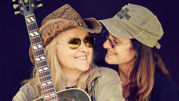 Melissa Etheridge and Linda Wallem on Their Rock and Roll Love Story