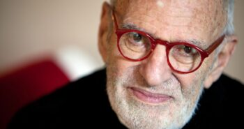 Remembering Playwright And AIDS Activist Larry Kramer (1935-2020)