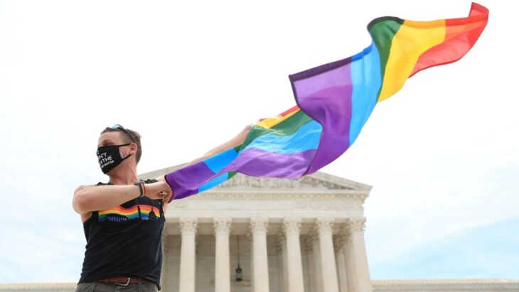Rights groups hail landmark US ruling protecting LGBT workers