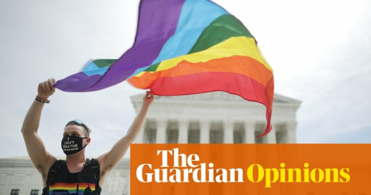The US supreme court has given LGBTQ Americans a rare bit of good news   Moira Donegan