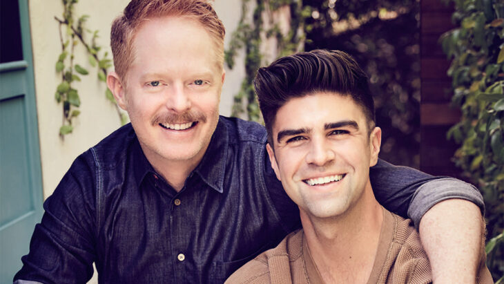Jesse Tyler Ferguson and Justin Mikita on Why Tony Kushner Married Them