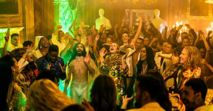 The Real Stars of the Eurovision Song Contest on the Competition Behind the New Netflix Comedy