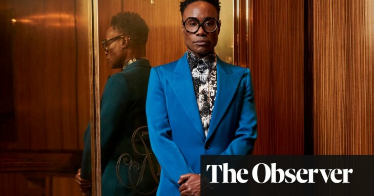 Billy Porter: 'I've lived as a black gay man for 50 years in America. Nothing shocks me'