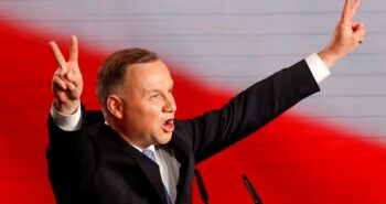 Poland's president leads election first round: partial results – Reuters